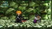 نبرد Sasuke از انیمه(NARUTO) و Ichigo از انیمه(BLEACH) قسمت1