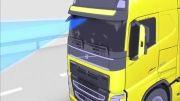 24. کامیون ولوو اف اچ 2013 _ سیستم ترمز های اضطراری