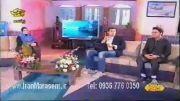 علیرضا حسنی(خواننده) در برنامه خوشا شیراز