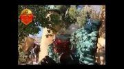 مدافعین حرم در دفاع از حرم حضرت زینب  (جدید بسیار زیبا )