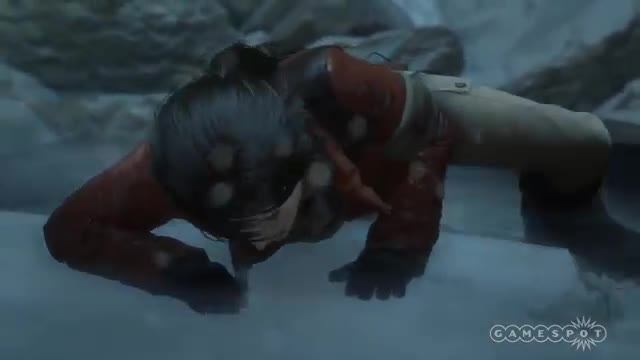 گیمپلی اکشن Rise Of The Tomb Raider