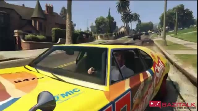 ویدئو معرفی Two Face در Mod جدید بازی GTA V