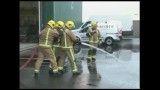 6- سیستم اطفاء حریق فوم در فضای باز از مخازن با فشار بالا