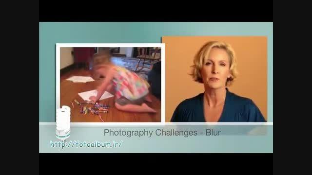 عکاسی از کودک در منزل