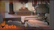 ساخت و تولید چهارسو و پیچ گوشتی توسط کمپانی beta