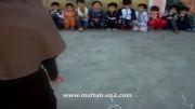 تدریس و یادگیری کلاس اولی ها خارج از کلاس