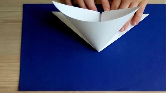 آموزش ساخت پاکت کادو