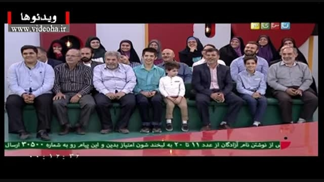 خاطره مهران غفوریان از سوتی های اجرای نمایش دانشجوی