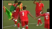 قهرمانی تیم فوتبال افغانستان  در جنوب اسیا