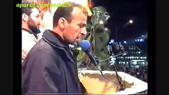 منم عزاداره شهید عاشورا - زنده یاد کربلایی جهان محمدی