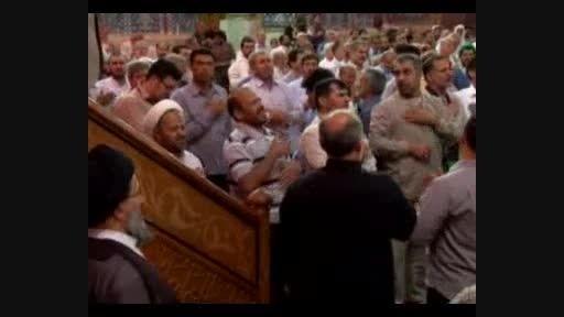 حاج علی مهدوی نژاد-شور امام رضا(ع) حرم امام حسین(ع)