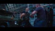 صحنه بسیار زیبا از فیلم Fast And Furious 6 - حتما ببینید