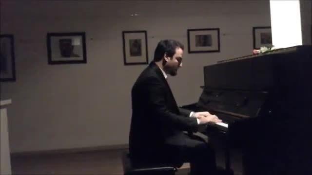 """رادیو راک ایران : """" وحید کریم پور """" piano solo"""