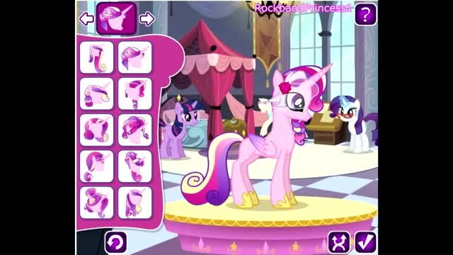 My Little Pony Wedding Games - My Little Pony Games To