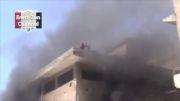کشتن سربازان تسلیم شده ارتش سوریه توسط تروریست ها سوری