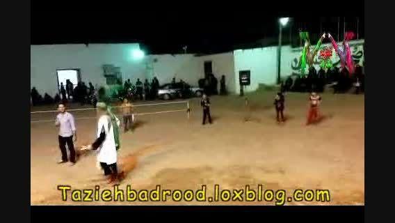 تعزیه علی اکبر (ع) - وداع با علی اصغر - تعزیه بادرود