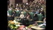 ویدیوی تقلید صدای بنیامین بهادری و محمد علیزاده