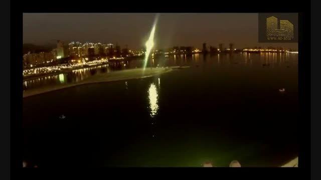 دریاچه مصنوعی خلیج فارس و اهداف احداث آن
