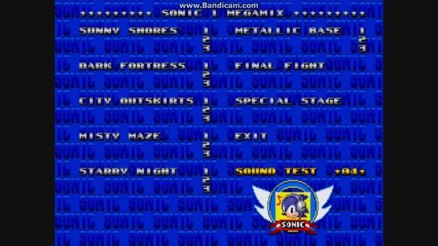 Sonic Megamix - Hyper Tails