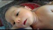 خواب رفتن علی کوچولو 6 روزه با لالایی خوندن من -سپیدان