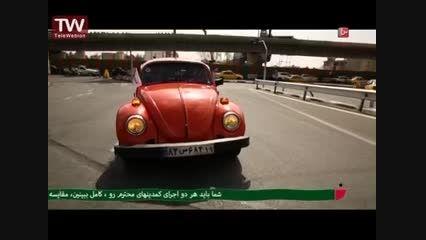 خندوانه 17 مهر 94، ورود جواد رضویان و مهران غفوریان
