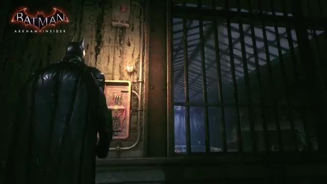گیم پلی Batman و  Nightwing در Batman: Arkham Knight