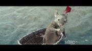 Break Down* پشت صحنه جالب از فیلم سینمایی نارنیا 3