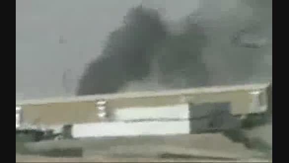 در حمله به پایگاه نظامی در بگرام، یک امریکایی کشته شد