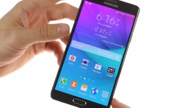 Samsung Galaxy Note 4: hands-on