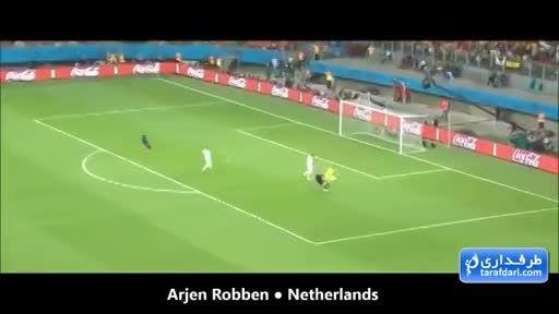 10 گل استثنایی تاریخ فوتبال