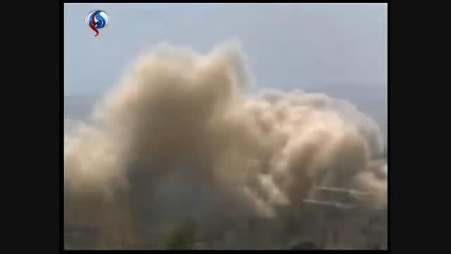 بصری الشام درعا - هلاکت فرمانده لشگر یکم ارتش آزاد