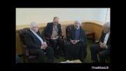 ملاقات حسن روحانی و رئیس جمهور عراق