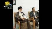 مقام معظم رهبری:احمدی نژاد رای هم نمیاورد خدمت بزرگی
