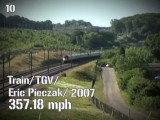 ثبت 10 سرعت جهانی