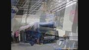 نصب ماشین چاپ افست ک.ب.ا توسط تیم فنی نورتک در نیجریه