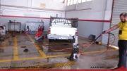 دستگاه واترجت کارواش صنعتی - شستشوی فشار قوی