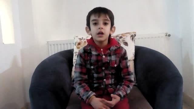 من بچه شیعه هستم- طاها شیرمحمدلو از سرای محله شریعتی