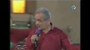 تقلید صدا و عدای عمو پورنگ و امیر محمد در برنامه زنده!!