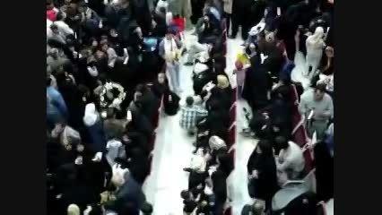 چارتر از کجا بخرم - فرودگاه مشهد