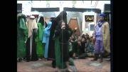 اردبیل شبیه خوانی حضرت رقیه(ص)محله یعقوبیه(قسمت 2)