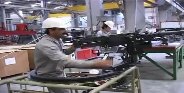 نگاهی به تاسیسات و محصولات زرهی عربستان