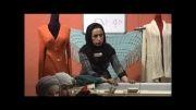 آموزش بافتنی با ماشین خانم کتلی سری دوم