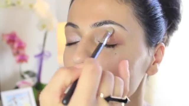 آموزش آرایش ساده عروس | CHIPOOSH.COM