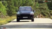 تجربه رانندگی با پورشه کاین اس 2015 Porsche Cayenne S