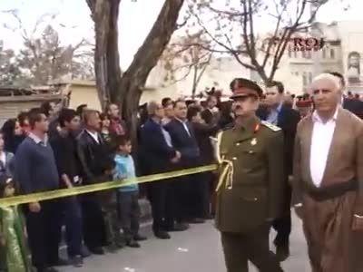 برگزاری نوروز مقاومت در شهر سلیمانیه