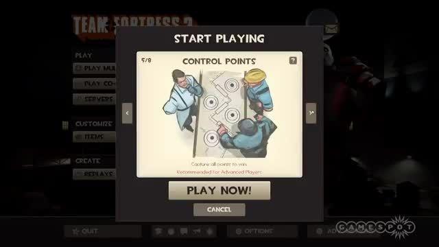 معرفی بازی Team Fortress 2