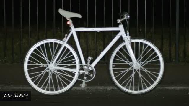این اسپری باعث افزایش ایمنی دوچرخه سواران می شود