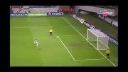 پنالتی ها: پرتغال 4-3 صربستان. نیمه نهایی U-19 اروپا