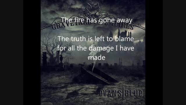 Evans Blue - Live to Die - Lyrics