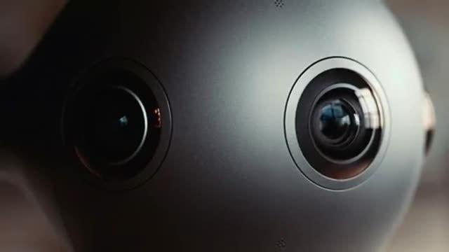 OZO دوربین 360 درجه نوکیا